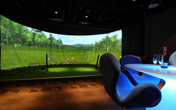 Golf club Akasaka