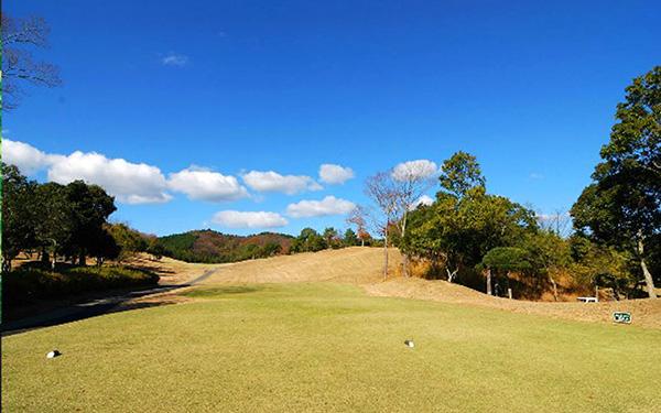 Golf club Ibaraki