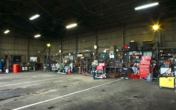 Futagotamagawa factory
