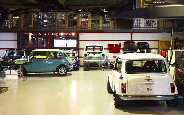 Tokorozawa Garage